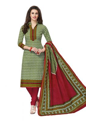 Buy Padmini Unstitched Printed Cotton Dress Materials Fabrics (product Code - Dtvcsonpari2503) online