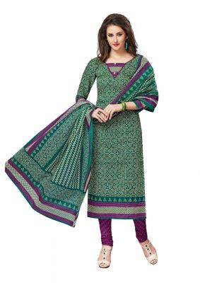 Buy Padmini Unstitched Printed Cotton Dress Materials Fabrics (product Code - Dtvcsonpari2507) online