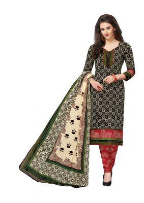 Buy Padmini Unstitched Printed Cotton Dress Materials Fabrics (product Code - Dtvcsonpari2513) online