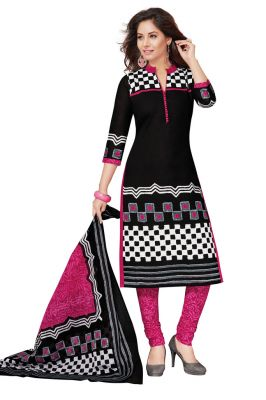 Buy Padmini Unstitched Printed Cotton Dress Materials Fabrics (product Code - Dtafspl2606) online
