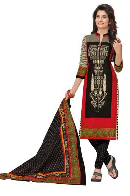 Buy Padmini Unstitched Printed Cotton Dress Materials Fabrics (product Code - Dtafspl2620) online