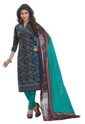 Buy Padmini Unstitched Printed Cotton Dress Materials Fabrics (product Code - Dtafspl2904) online