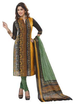 Buy Padmini Unstitched Printed Cotton Dress Materials Fabrics (product Code - Dtafspl2918) online
