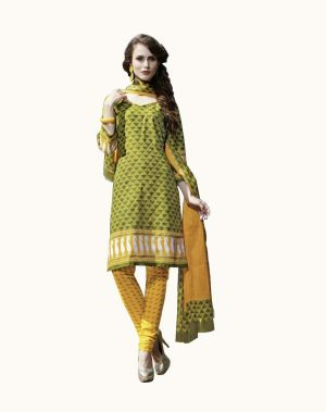 Buy Padmini Unstitched Printed Cotton Dress Material (product Code - Dtpcragini3003) online