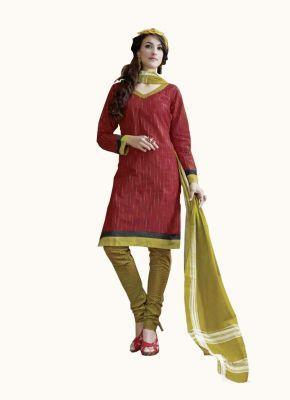 Buy Padmini Unstitched Printed Cotton Dress Material (product Code - Dtpcragini3004) online