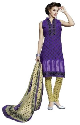 Buy Padmini Unstitched Printed Cotton Dress Material (product Code - Dtpcragini3011) online