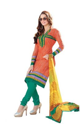 Buy Padmini Unstitched Printed Cotton Dress Materials Fabrics (product Code - Dtbjaroma3139) online