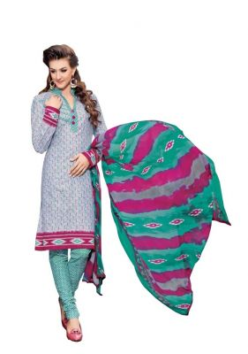 Buy Padmini Unstitched Printed Cotton Dress Materials Fabrics (product Code - Dtbjaroma3146) online