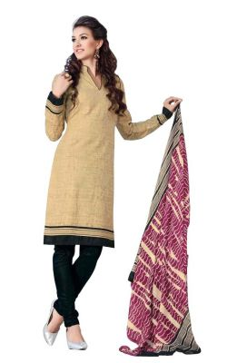 Buy Padmini Unstitched Printed Cotton Dress Materials Fabrics (product Code - Dtbjaroma3149) online