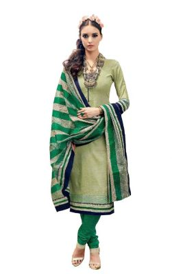 Buy Padmini Unstitched Printed Cotton Dress Material (product Code - Dtsjtrendy3401) online