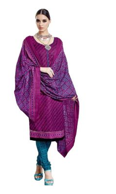 Buy Padmini Unstitched Printed Cotton Dress Material (product Code - Dtsjtrendy3402) online
