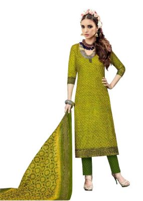 Buy Padmini Unstitched Printed Cotton Dress Material (product Code - Dtsjtrendy3411) online