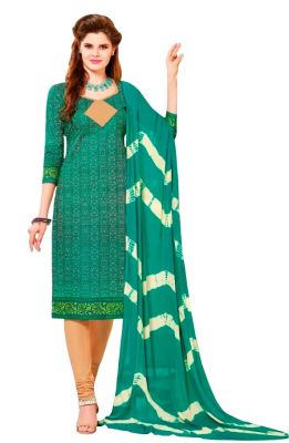 Buy Padmini Unstitched Printed Cotton Dress Material (product Code - Dtsjsuhana5003) online