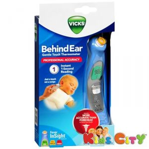 Buy Vicks Behind Ear Gentle Touch Thermometer (v980) online