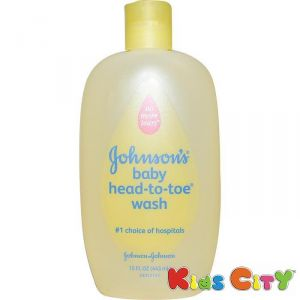 Buy Johnsons Baby Head-to-toe Wash - 444ml (15oz) (us) online