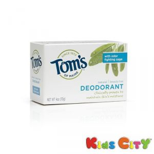 Buy Tom's Natural Beauty Bar Deodorant - 113g (4oz) online