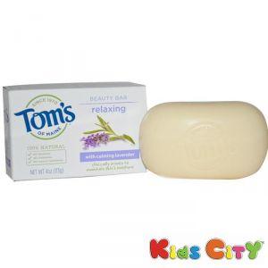 Buy Tom's Natural Beauty Bar Relaxing - 113g (4oz) online