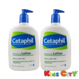 Buy Cetaphil Moisturizing Lotion - 591ml (20oz) (pack Of 2) online