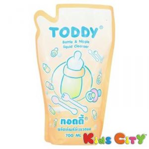 Buy Toddy Bottle & Nipple Liquid Cleanser - 700ml (refill) online