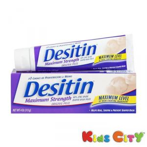 Buy Desitin Maximum Strength Original Nappy Cream - 113g (4oz) online
