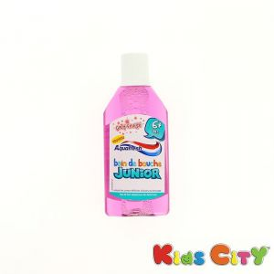 Buy Aquafresh Junior Mouthwash (6y+) - 300ml (gout Fruite) online