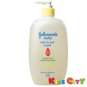 Buy Johnsons Baby Top To Toe Wash - 500ml online