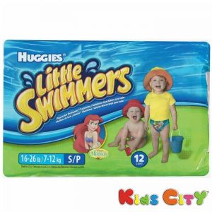 Buy Huggies Little Swimmers - Small - 12 (7-12kg) online