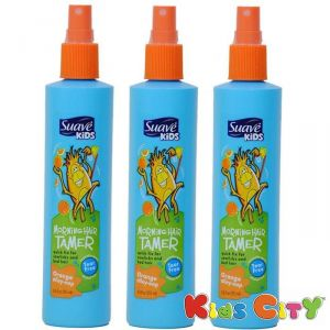Buy Suave Kids Morning Hair Tamer - 251ml (orange Alley-oop) online