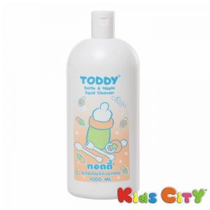 Buy Toddy Bottle & Nipple Liquid Cleanser - 450ml online