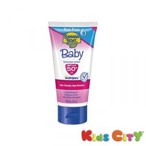 Buy Banana Boat Baby Sunscreen Lotion Spf50 - 90ml (3oz) online