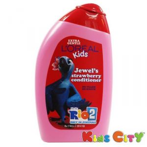 Buy Loreal Kids Conditioner 265ml - Strawberry online