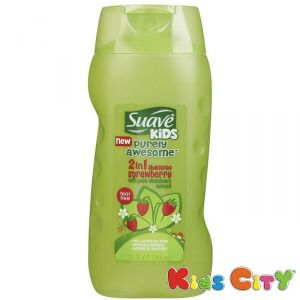 Buy Suave Kids 2 In 1 Shampoo 355ml (12oz) - Strawberry online