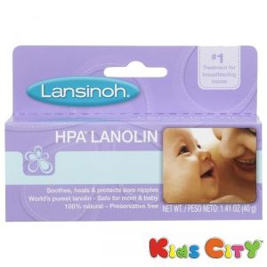 Buy Lansinoh Hpa Lanolin Nipple Cream - 40g (1.41oz) online