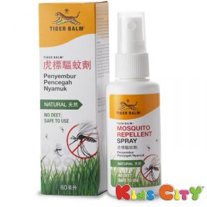 Buy Tiger Balm Mosquito Repellent Spray - 60ml online