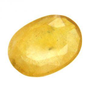 Buy Natural 3.50 Ratti Yellow Sapphire Loose Gemstone - Ys-08_rf online