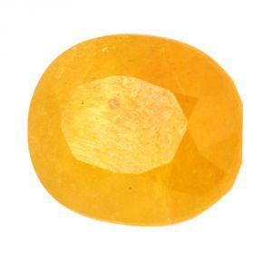 Buy Certified 6.25 Ratti Pukhraj Yellow Sapphire Gemstone - Br-17470_rf online