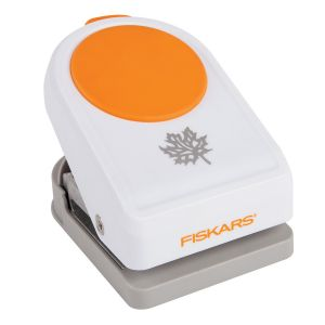 Buy Fiskars Intricate Shape Punch- Leaf online
