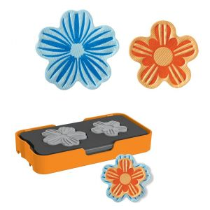 Buy Fiskars Mini Design Set- Thick Material- Flower online