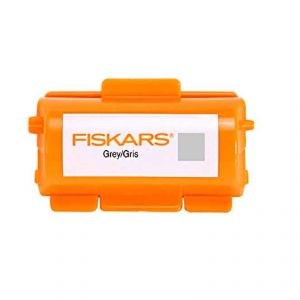 Buy Fiskars Continious Stamping Ink- Silver Grey online
