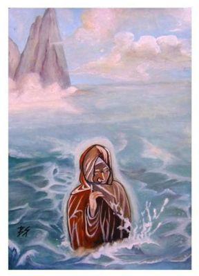 Buy Beyond Waves Of Life (ek Onkar_peace) online