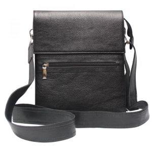Buy Chanter Texture Design Genuine Leather Zet Black Sling Bag - Bbl668  online 8c48256af4885