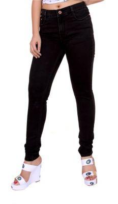 61f9674070c Buy Fck-3 Black Colour High Waist Pencil Fit Jeans For Women Online ...