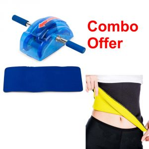 Buy Czar Combo Of Ab Slider With Hot Shepar-l online