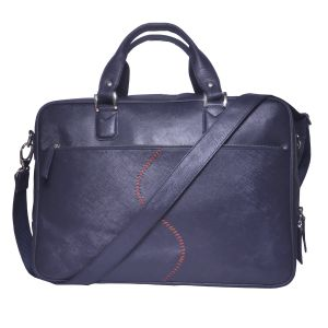 Buy Tamanna 14 Inch Laptop Messenger Bag (blue) online