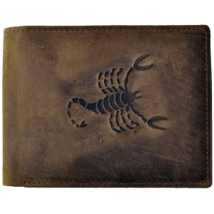 Buy Tamanna Men Tan Genuine Leather Wallet online