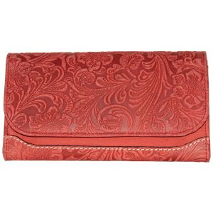 Buy Tamanna Casual Red Clutch online