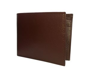 Pecan Brown Class Premium Quality PU Leather Wallet By GetSetStyle PPU-BR-7033