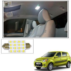 Buy Autoright 16 Smd LED Roof Light White Dome Light For Maruti Suzuki Alto 800 online