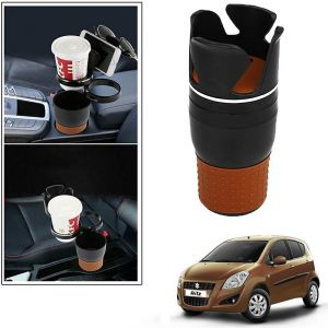 Buy Autoright 5-in-1 Car Cup / Car Sunglass / Car Mobile Holder Storage Cup For Maruti Suzuki Ritz online