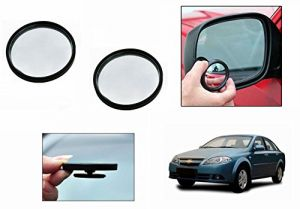 Buy Autoright 3r Round Flexible Car Blind Spot Rear Side Mirror Set Of 2-chevrolet Optra Magnum online